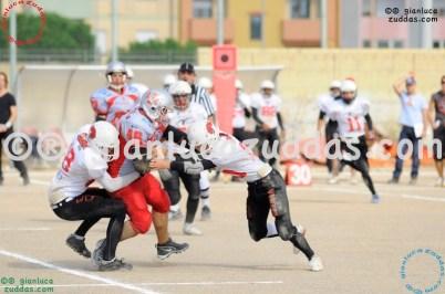 Crusaders Cagliari vs Daemons Martesana, 6-48, 16 ottobre 2011 125
