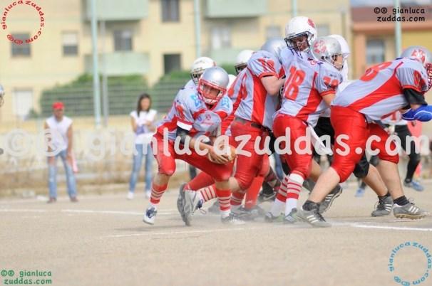 Crusaders Cagliari vs Daemons Martesana, 6-48, 16 ottobre 2011 130