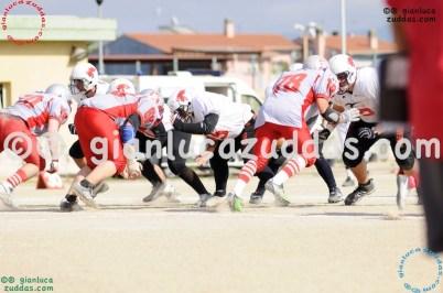 Crusaders Cagliari vs Daemons Martesana, 6-48, 16 ottobre 2011 149