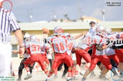 Crusaders Cagliari vs Daemons Martesana, 6-48, 16 ottobre 2011 154