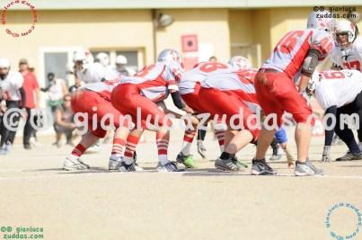 Crusaders Cagliari vs Daemons Martesana, 6-48, 16 ottobre 2011 156