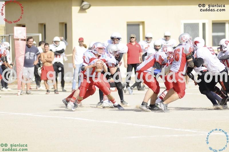 Crusaders Cagliari vs Daemons Martesana, 6-48, 16 ottobre 2011 161