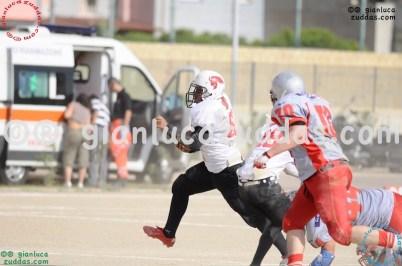 Crusaders Cagliari vs Daemons Martesana, 6-48, 16 ottobre 2011 171