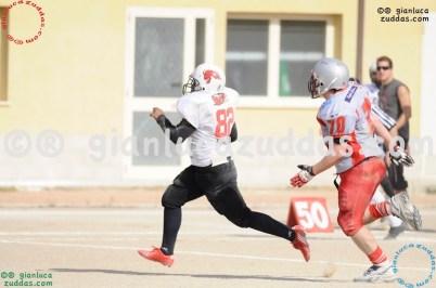 Crusaders Cagliari vs Daemons Martesana, 6-48, 16 ottobre 2011 180