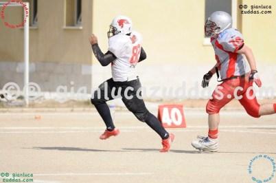 Crusaders Cagliari vs Daemons Martesana, 6-48, 16 ottobre 2011 182
