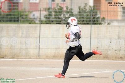 Crusaders Cagliari vs Daemons Martesana, 6-48, 16 ottobre 2011 190