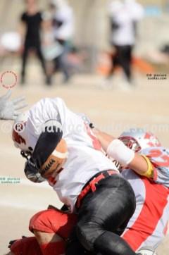 Crusaders Cagliari vs Daemons Martesana, 6-48, 16 ottobre 2011 199
