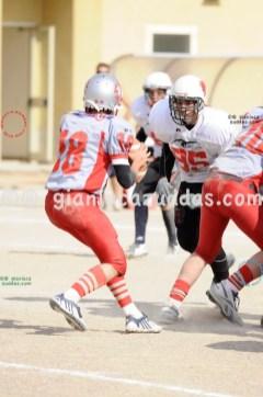 Crusaders Cagliari vs Daemons Martesana, 6-48, 16 ottobre 2011 215