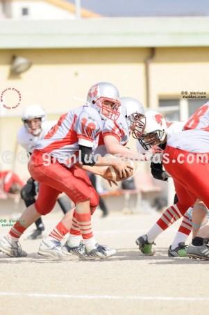 Crusaders Cagliari vs Daemons Martesana, 6-48, 16 ottobre 2011 218