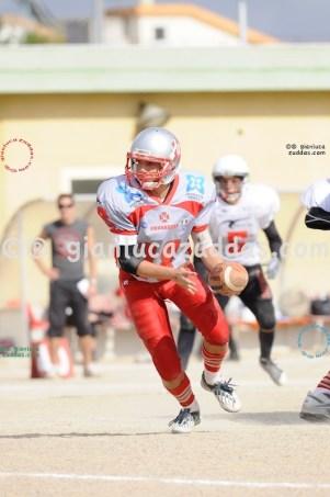 Crusaders Cagliari vs Daemons Martesana, 6-48, 16 ottobre 2011 220