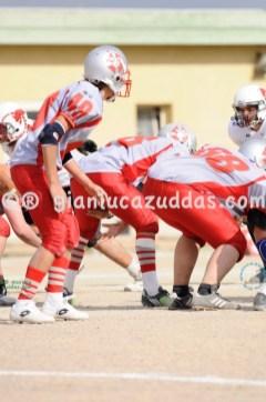 Crusaders Cagliari vs Daemons Martesana, 6-48, 16 ottobre 2011 225