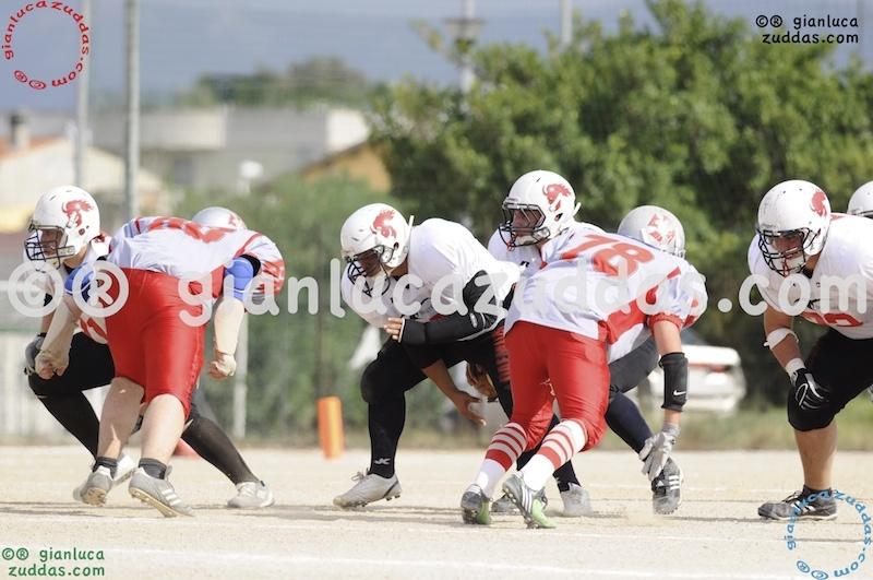 Crusaders Cagliari vs Daemons Martesana, 6-48, 16 ottobre 2011 227