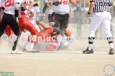 Crusaders Cagliari vs Daemons Martesana, 6-48, 16 ottobre 2011 232