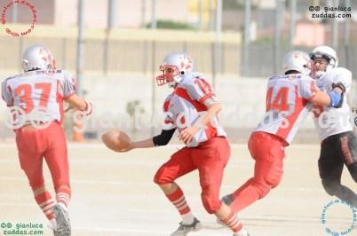 Crusaders Cagliari vs Daemons Martesana, 6-48, 16 ottobre 2011 239
