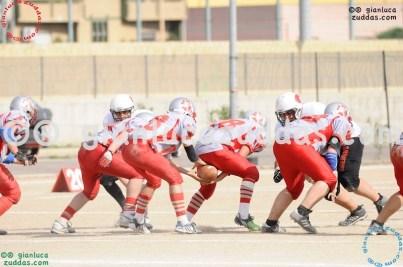 Crusaders Cagliari vs Daemons Martesana, 6-48, 16 ottobre 2011 241