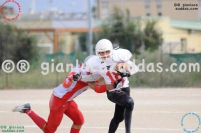 Crusaders Cagliari vs Daemons Martesana, 6-48, 16 ottobre 2011 267