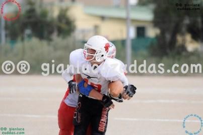 Crusaders Cagliari vs Daemons Martesana, 6-48, 16 ottobre 2011 274