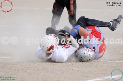 Crusaders Cagliari vs Daemons Martesana, 6-48, 16 ottobre 2011 278