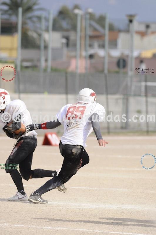 Crusaders Cagliari vs Daemons Martesana, 6-48, 16 ottobre 2011 294