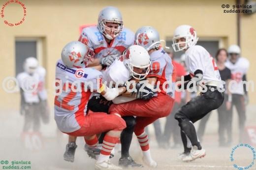 Crusaders Cagliari vs Daemons Martesana, 6-48, 16 ottobre 2011 296