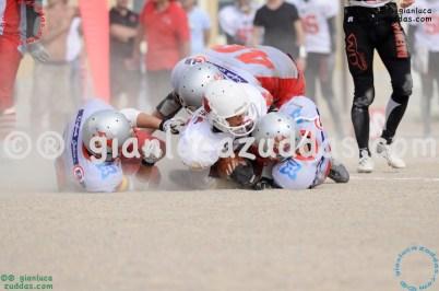 Crusaders Cagliari vs Daemons Martesana, 6-48, 16 ottobre 2011 303