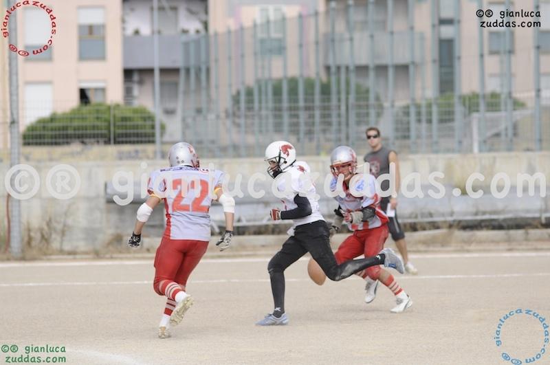 Crusaders Cagliari vs Daemons Martesana, 6-48, 16 ottobre 2011 306