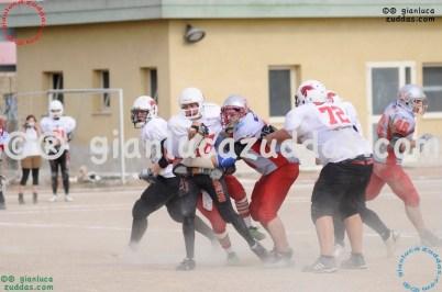 Crusaders Cagliari vs Daemons Martesana, 6-48, 16 ottobre 2011 311