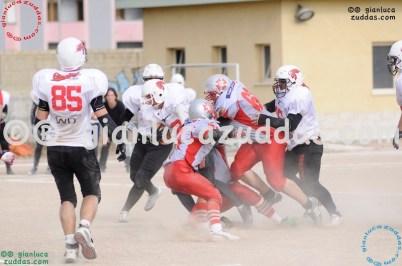 Crusaders Cagliari vs Daemons Martesana, 6-48, 16 ottobre 2011 314