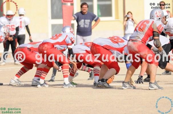 Crusaders Cagliari vs Daemons Martesana, 6-48, 16 ottobre 2011 319