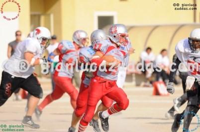 Crusaders Cagliari vs Daemons Martesana, 6-48, 16 ottobre 2011 325