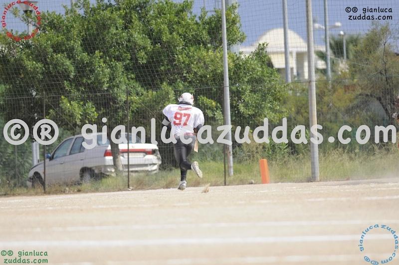 Crusaders Cagliari vs Daemons Martesana, 6-48, 16 ottobre 2011 39