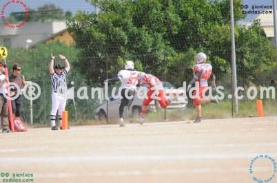 Crusaders Cagliari vs Daemons Martesana, 6-48, 16 ottobre 2011 41