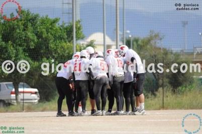 Crusaders Cagliari vs Daemons Martesana, 6-48, 16 ottobre 2011 43