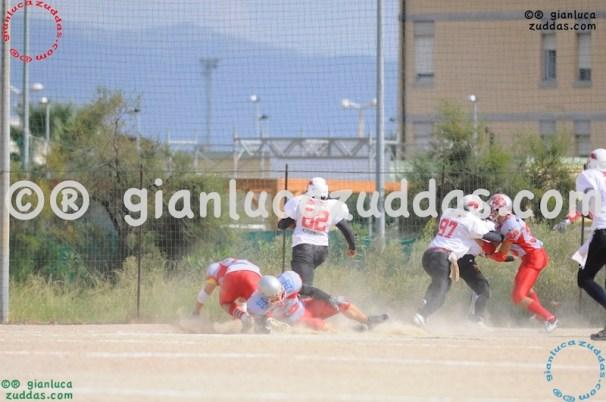 Crusaders Cagliari vs Daemons Martesana, 6-48, 16 ottobre 2011 51