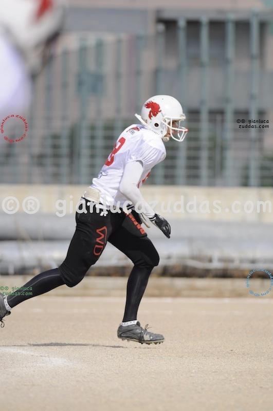 Crusaders Cagliari vs Daemons Martesana, 6-48, 16 ottobre 2011 52