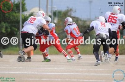 Crusaders Cagliari vs Daemons Martesana, 6-48, 16 ottobre 2011 56
