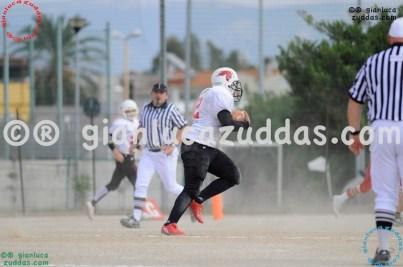 Crusaders Cagliari vs Daemons Martesana, 6-48, 16 ottobre 2011 79