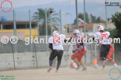 Crusaders Cagliari vs Daemons Martesana, 6-48, 16 ottobre 2011 91