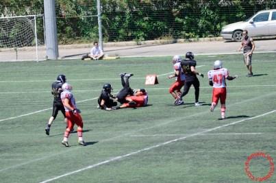 Crusaders Cagliari vs Dragons Salento, 48-0, 29 maggio 2011 100