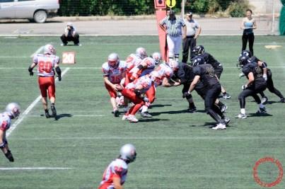 Crusaders Cagliari vs Dragons Salento, 48-0, 29 maggio 2011 101