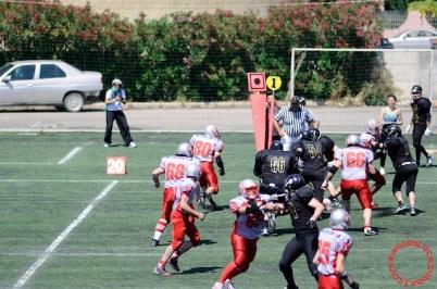 Crusaders Cagliari vs Dragons Salento, 48-0, 29 maggio 2011 104