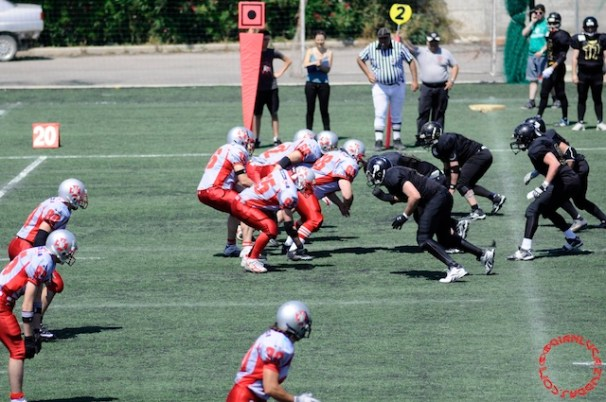 Crusaders Cagliari vs Dragons Salento, 48-0, 29 maggio 2011 106