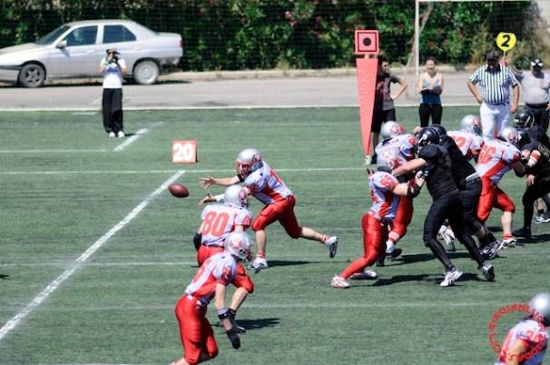 Crusaders Cagliari vs Dragons Salento, 48-0, 29 maggio 2011 107