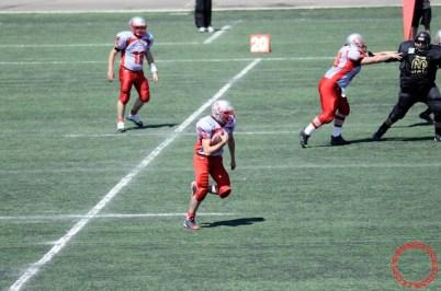 Crusaders Cagliari vs Dragons Salento, 48-0, 29 maggio 2011 110