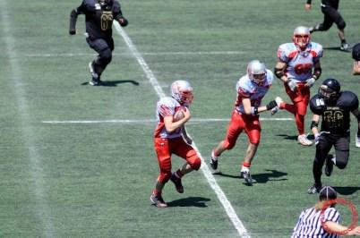 Crusaders Cagliari vs Dragons Salento, 48-0, 29 maggio 2011 113