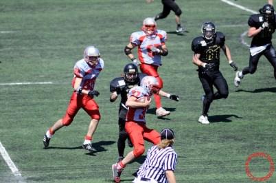 Crusaders Cagliari vs Dragons Salento, 48-0, 29 maggio 2011 114