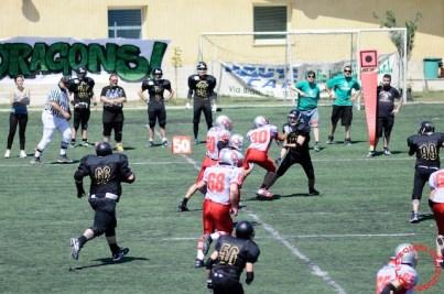 Crusaders Cagliari vs Dragons Salento, 48-0, 29 maggio 2011 123