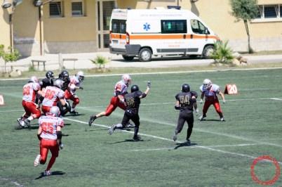 Crusaders Cagliari vs Dragons Salento, 48-0, 29 maggio 2011 126