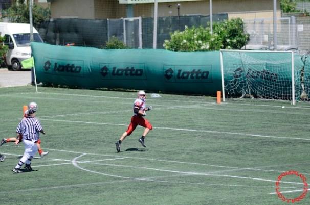 Crusaders Cagliari vs Dragons Salento, 48-0, 29 maggio 2011 128