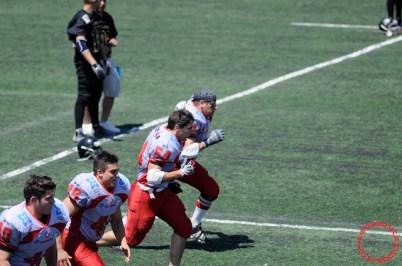 Crusaders Cagliari vs Dragons Salento, 48-0, 29 maggio 2011 13
